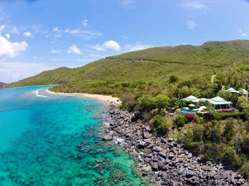 National Park land behind villa ensuring great privacy and serenity