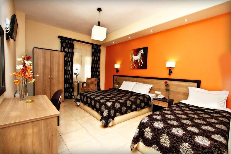 villa nickolas  kavala  hotel rooms, aluguéis de temporada em Symvoli