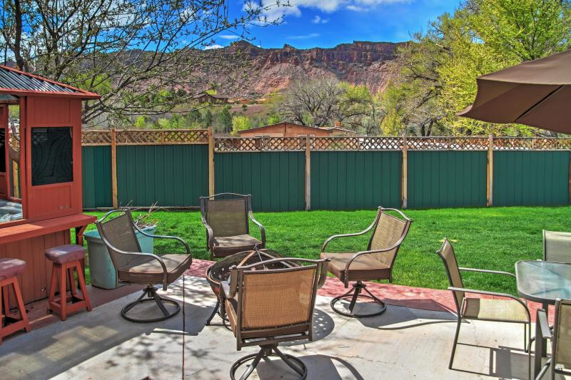 Let this property serve as your ultimate home base during your time in Moab!