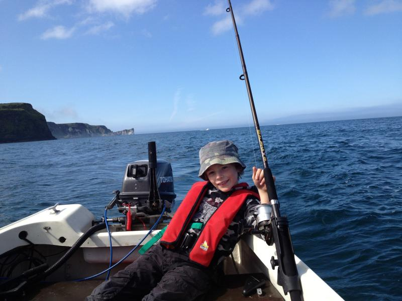 Fishing, causeway coast