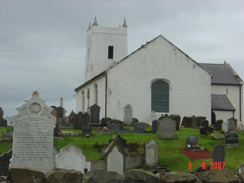 Iconic landmark Church