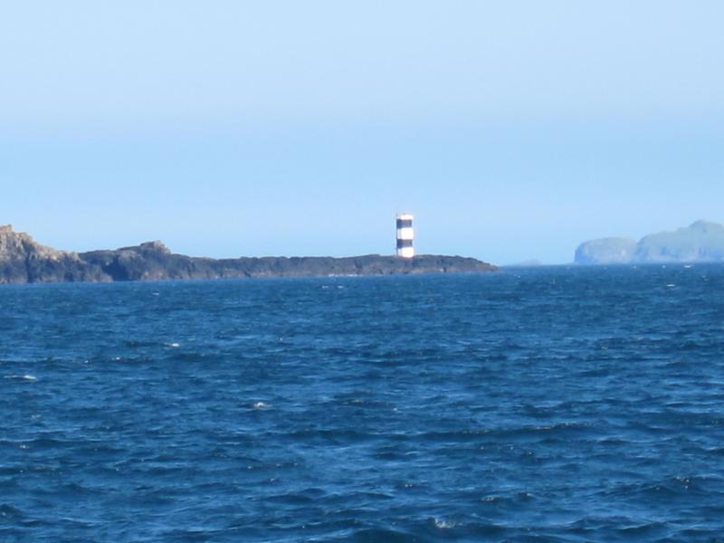 RuePoint light house on Rathlin Island. A must do trip omly 10 minutes drive from Ballintoy.