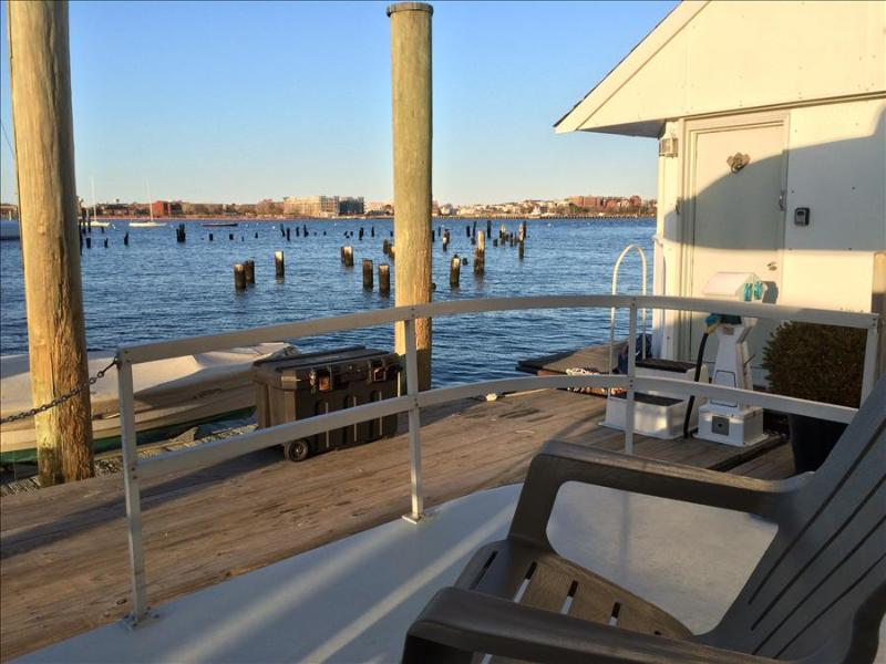 Houseboat Taurus: Your Home on the Water Right in Downtown