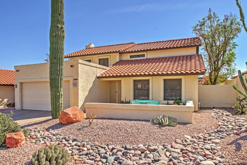 Renovated Tempe Home w/Patio - Next to Papago Park, vacation rental in Tempe