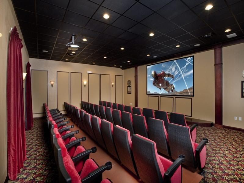 Cinema Hall / Salón de cine - ComprandoViajes
