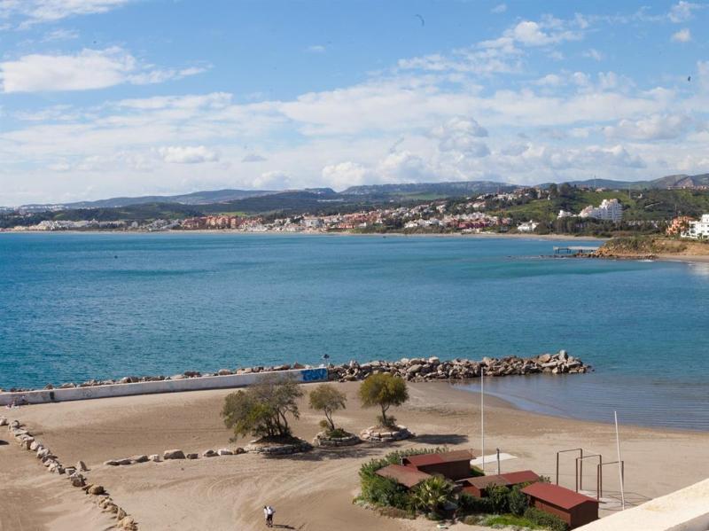 Vistas deslumbrantes - excelente localização com vista para Playa del Cristo