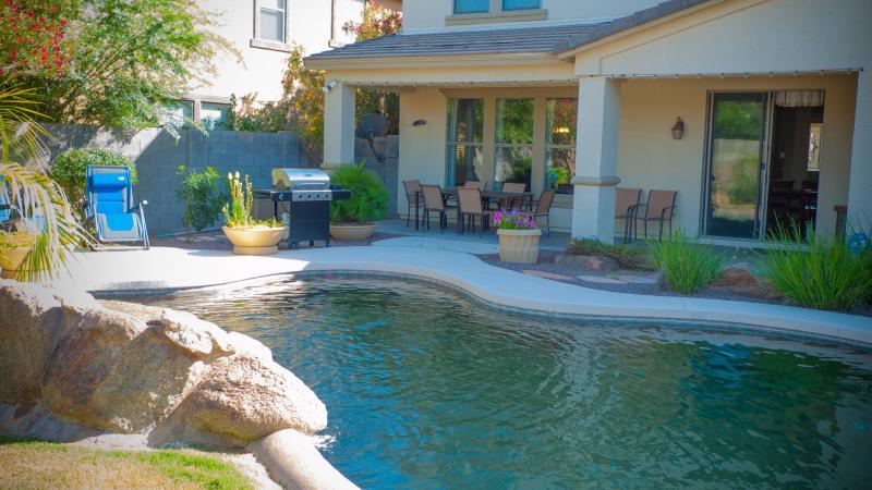 Phoenix Arizona Oasis Relaxation – semesterbostad i Morristown