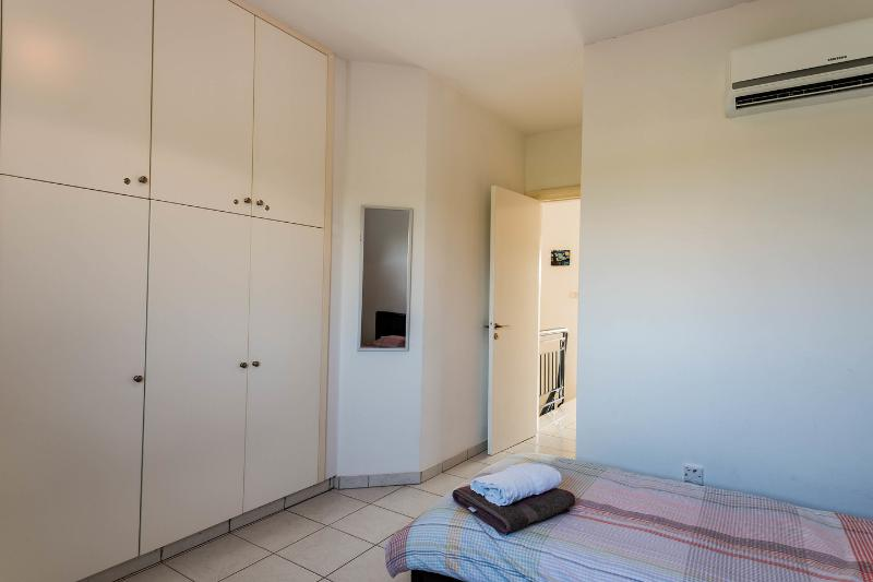 The Twin Bedroom with fitted wardrobes, ensuite shower room and countryside views.