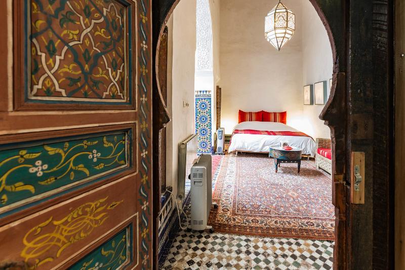 Hachmia Bedroom (Ground floor)