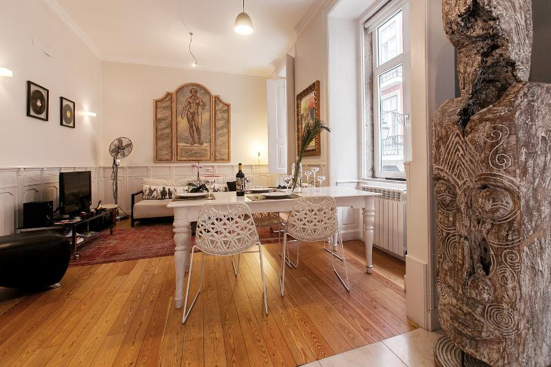 Diva4 -Beautiful apartment in the center of Lisbon, holiday rental in Lisbon District