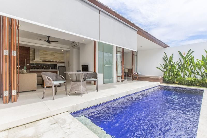 Bali, Smart Comfort Villa Style Apartment, Sanur, location de vacances à Sanur