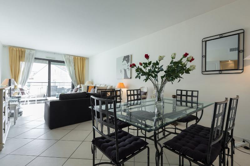 Luxury 3 bedroom apartment 90 rue d'Antibes, vacation rental in Cannes
