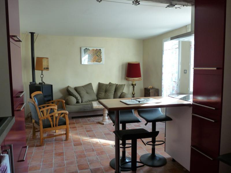 MAISON DE VILLAGE RESTAUREE, holiday rental in Saze