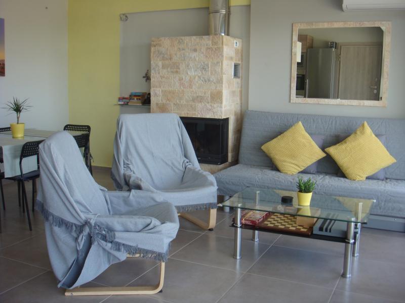 Summer lounge colour