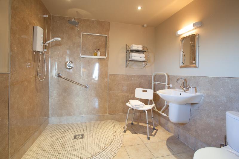 En-suite - Wet Room