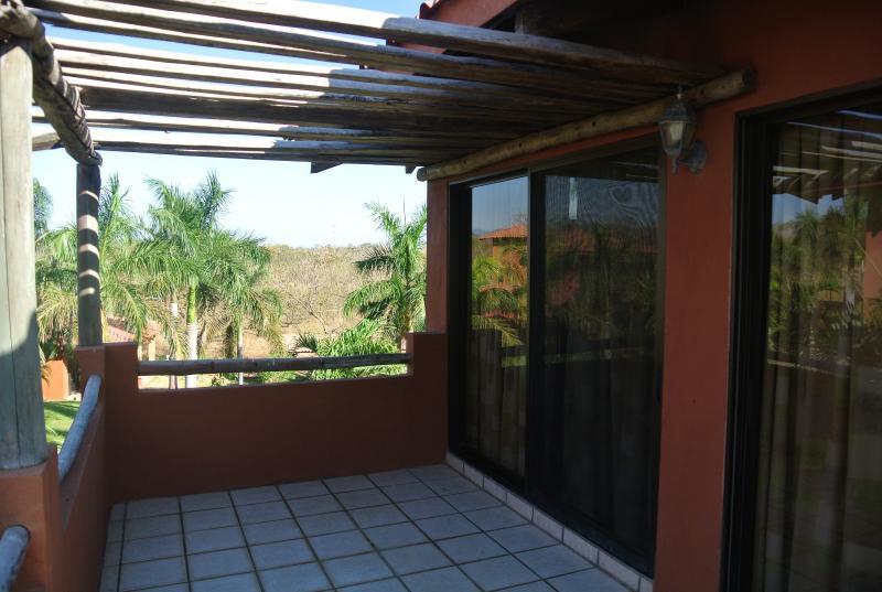 Outside back deck