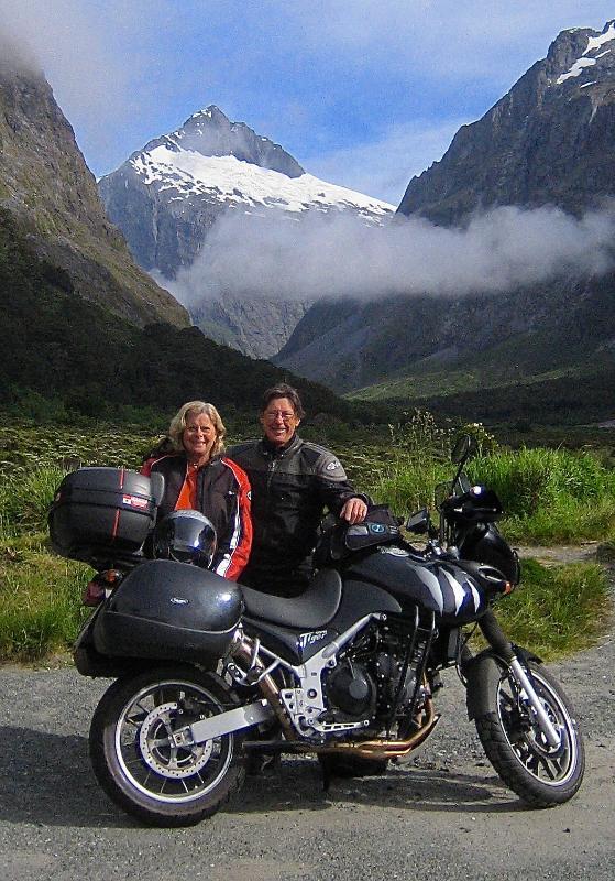 Bernie & Linda Travel photo