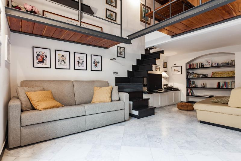 Loft 2 - Living Room