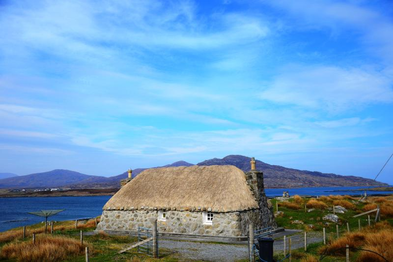 Seann Taigh Cottage, holiday rental in Castlebay