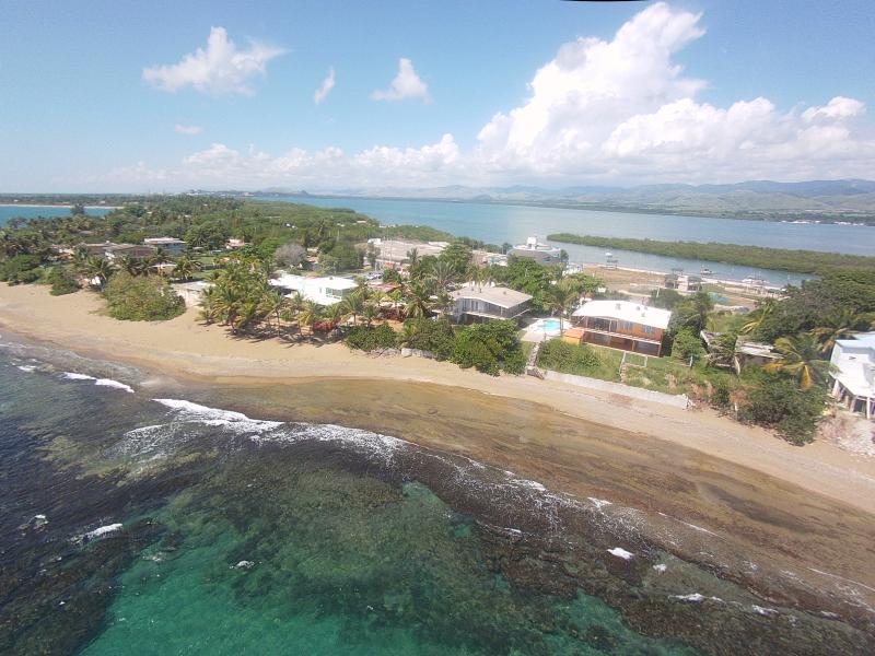 Caribbean Beachfront Gem 2, holiday rental in Guayama