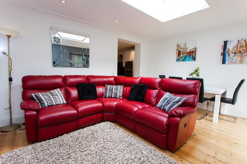 Luxury Garden flat, location de vacances à Stanton Prior