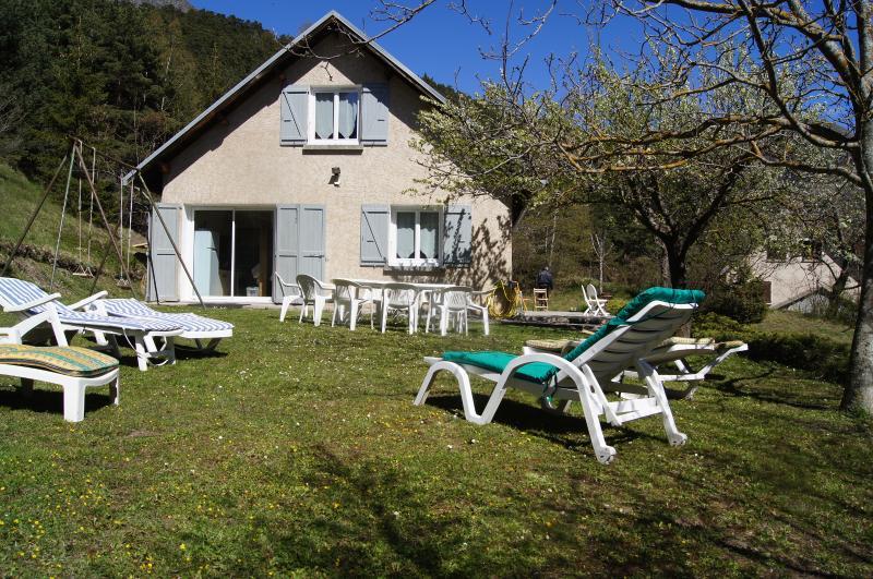 La Mourière en Champsaur, aluguéis de temporada em La Motte-en-Champsaur