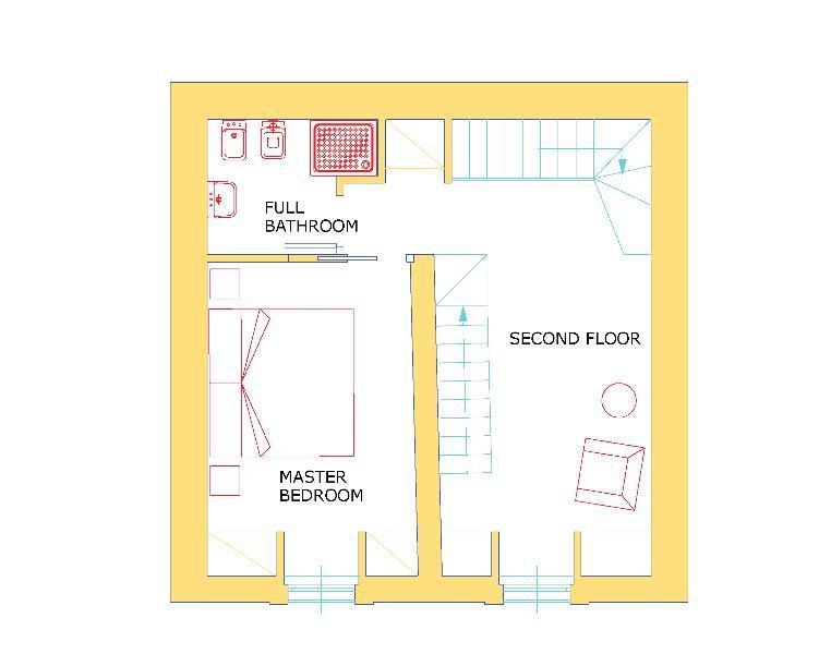 THIRD FLOOR MAP