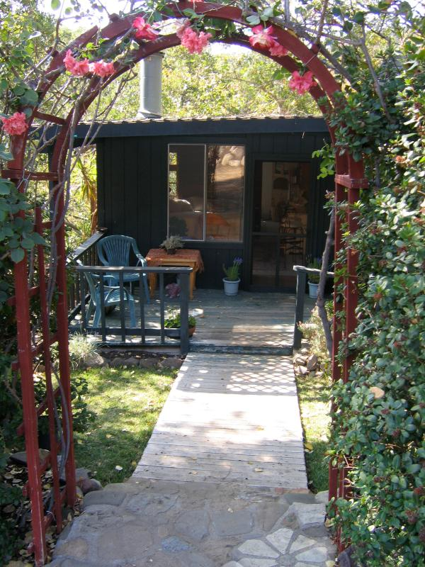 Book an appointment with ali for a massage or facial at our Cottage Spa, right on the property