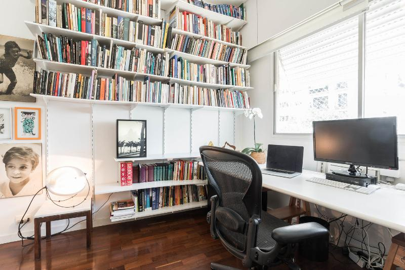The Study and Bedroom
