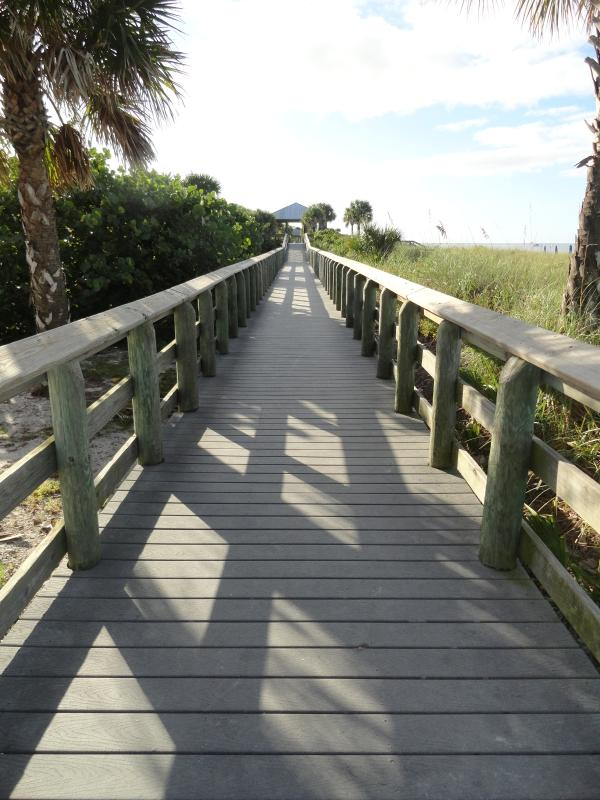 Englewood Beach Board Walk