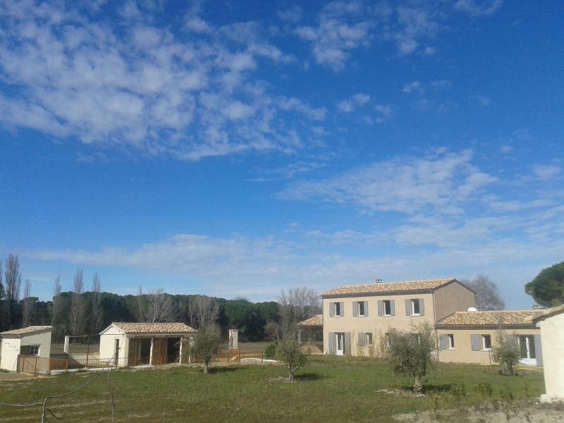 La villa Agrippa  , location de vacances, location de vacances à Suze-la-Rousse