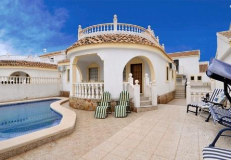 Villa Latina - 3 bedrooms and private pool, vacation rental in Mazarron