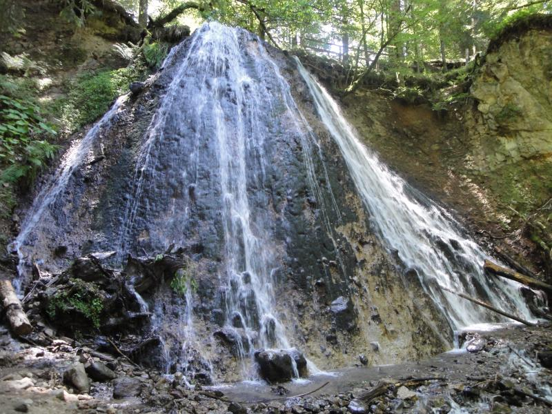 one of the mont dore cascades