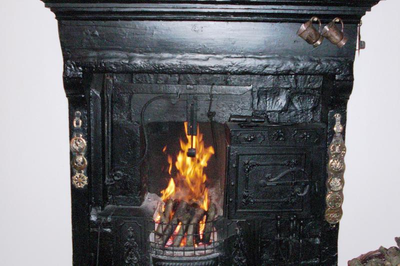 Yorkshire range fireplace