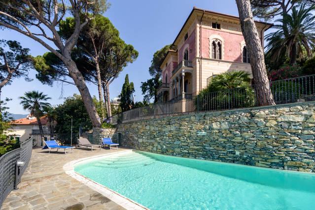 Villa Edoardo flat  1, casa vacanza a Rapallo