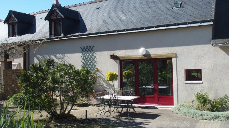 La Pelleterie, vacation rental in Nazelles-Negron