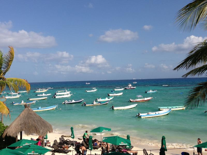 Playa del Carmen, Coco Beach