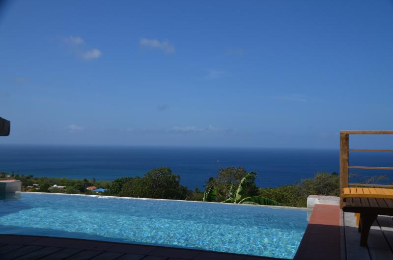 Kaye Mango St. Lucia - Cozy, Private and an Amazing View, Ferienwohnung in Soufrière