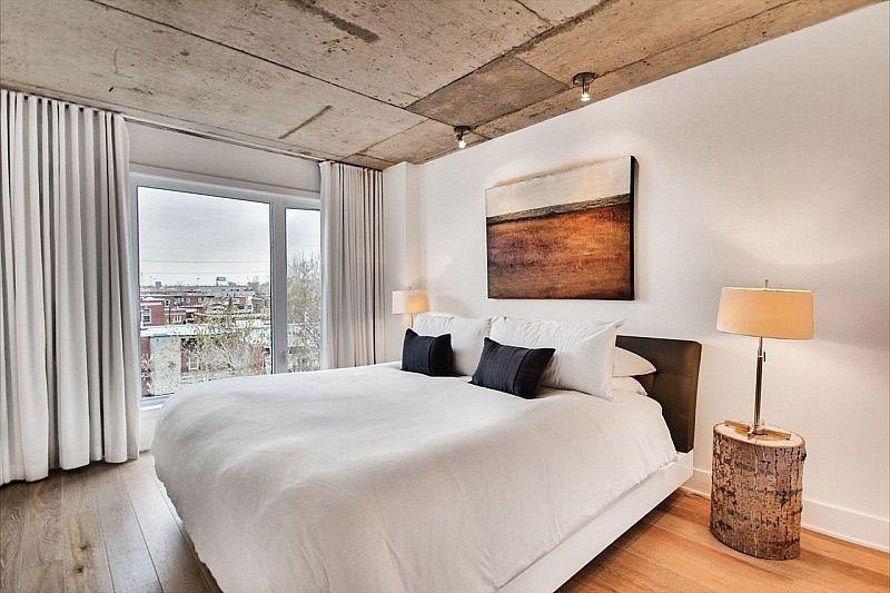 Bright and sunny modern Lof, holiday rental in La Prairie