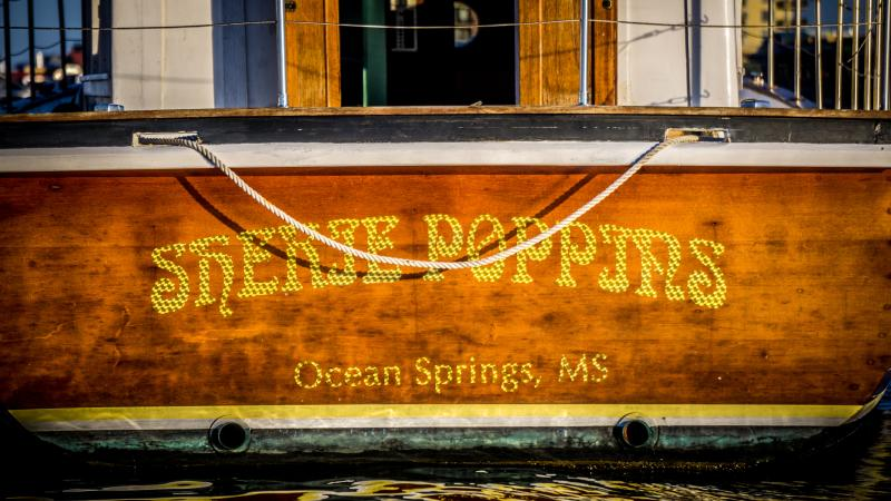 Historic Yacht - Sherie Poppins, vacation rental in Panama City