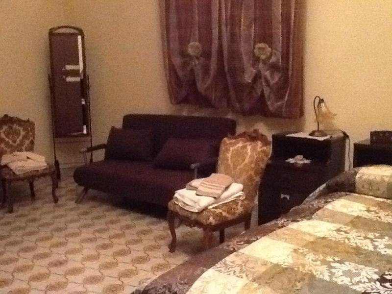 camera da letto n 1 più divano letto