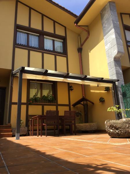 Vivienda adosada Zizurkil- Donostia ESS02215, holiday rental in Gorriti