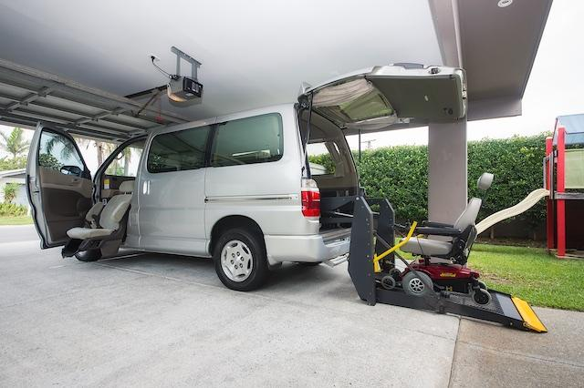 Hire Vehicle with dual access, $100 per day when you book your accommodation a Barney's.