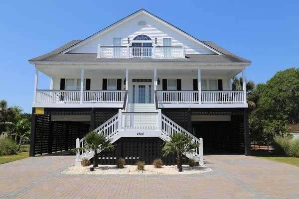 2508 Holmes St - 'Annabel Lee', casa vacanza a Isola Edisto