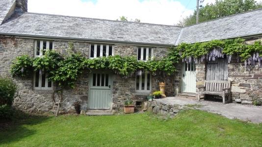 Kelly Mill Cottage, nr. Tavistock