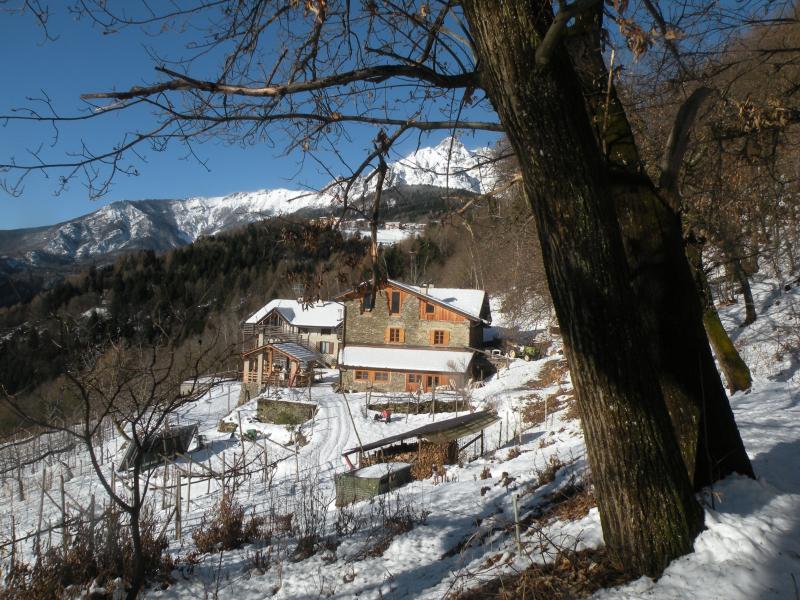 appartamento 5 posti in antico maso, vacation rental in Caldonazzo