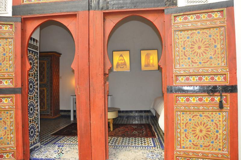 Daouia bedroom (Ground floor)