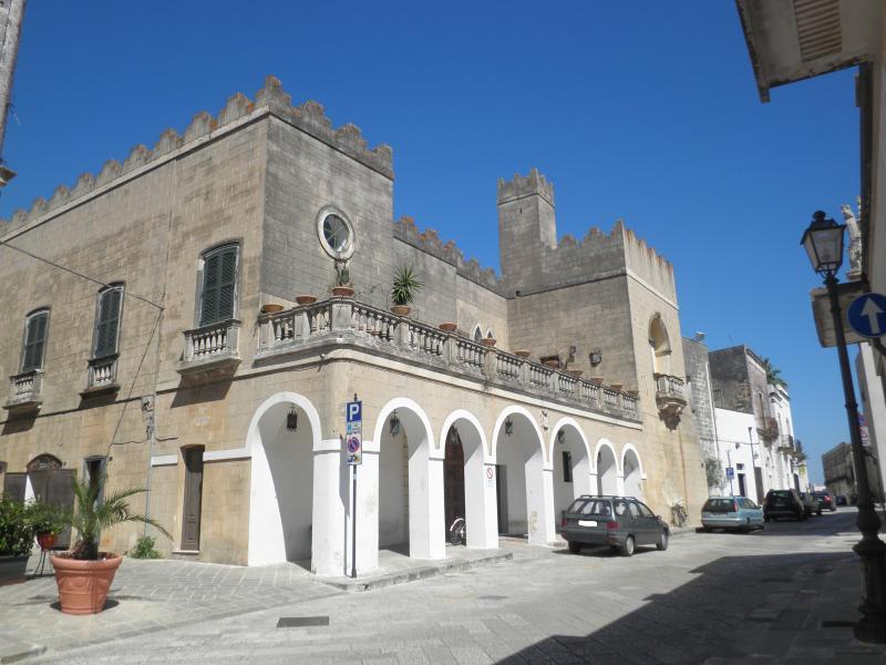 Palazzo Ripa comunicante con appartamento