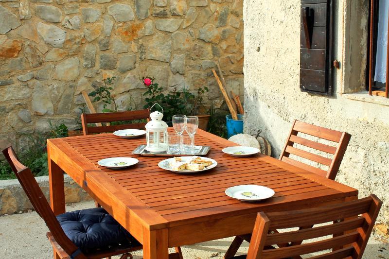 Holiday Home Filumena, Belej, Kačićevi 95, holiday rental in Stivan
