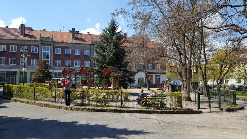 Children's Playground 80 metrers